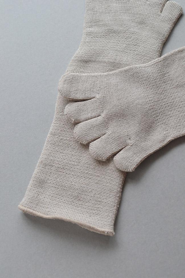 グリュックントグーテの五本指靴下